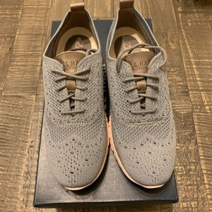 NEW Women's Cole Haan Stitchlite Oxford  Ironstone
